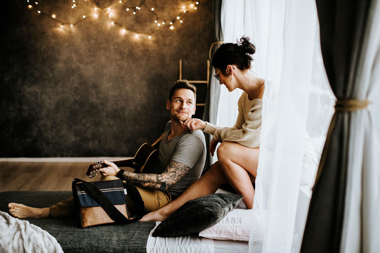 boudoir lovers