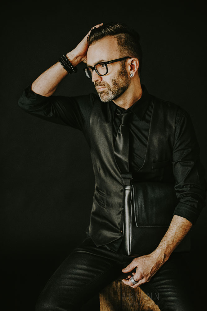 fashion man portrait for kassiopeia
