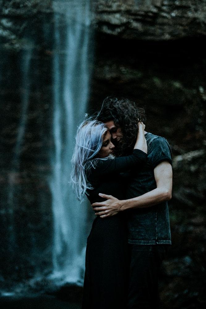 couple en amour