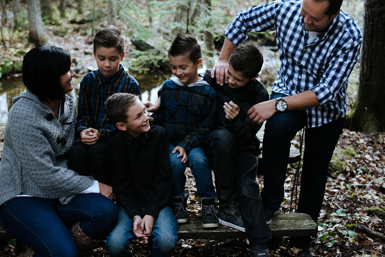 photographe pour grande famille