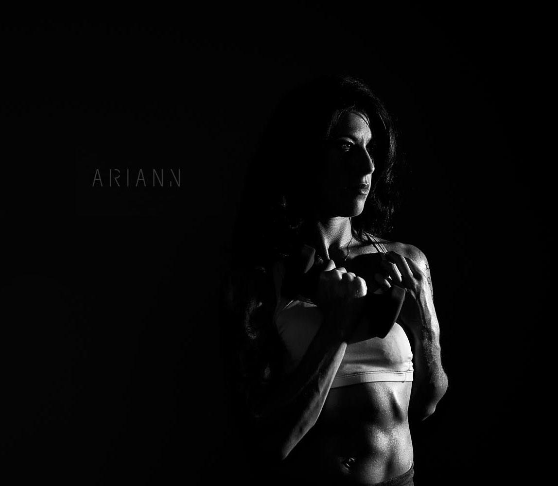 Portrait fitness femme