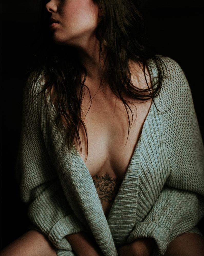 sweater mood