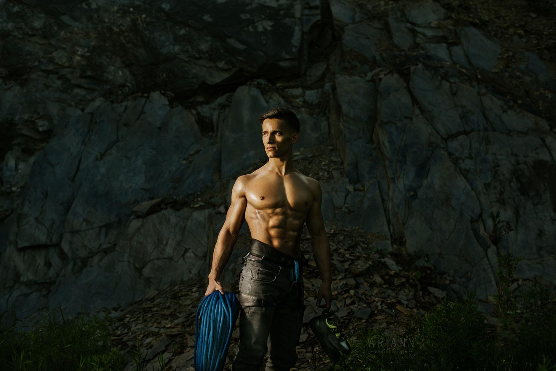 portrait fitness